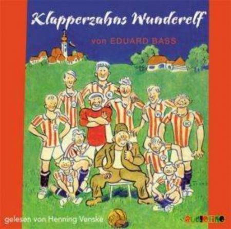 Cover Klapperzahns Wunderelf